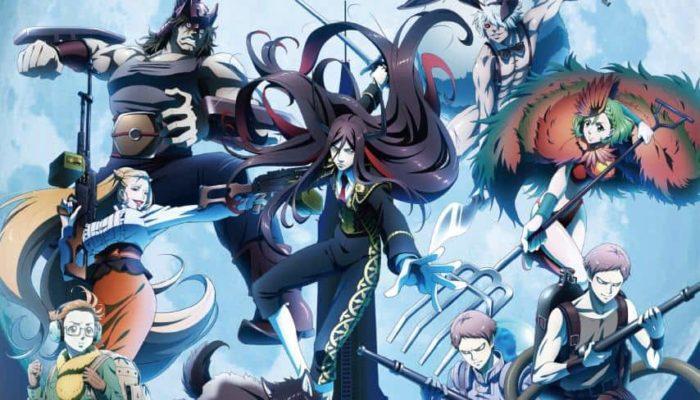 Juuni Taisen Sub Indo : Episode 1 – 12 (End)