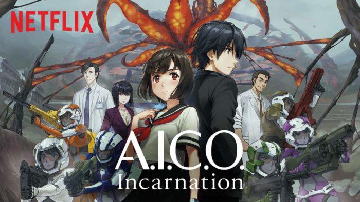 A.I.C.O. Incarnation Sub Indo : Episode 1 – 12 (End)