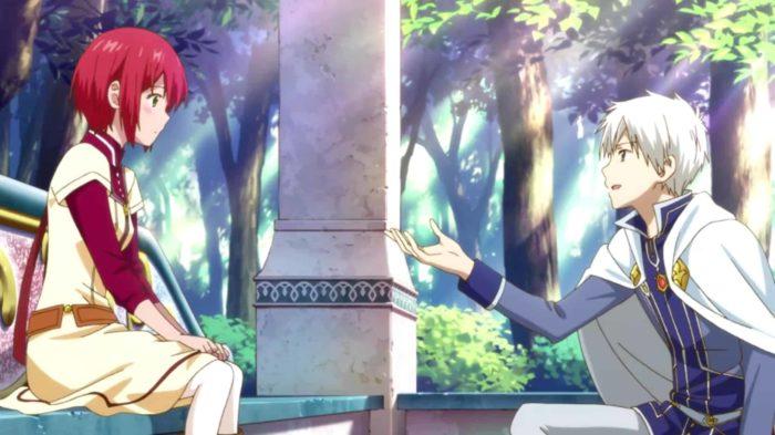 Akagami no Shirayuki-hime BD Sub Indo : Episode 1 – 12 (End) + OVA
