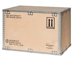NO-NAIL BOXES : DG BOX - ISIBOX 66