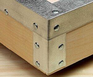 NO-NAIL BOXES : Couvercle RIBOX