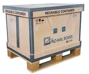 NO-NAIL BOXES : RIBOX