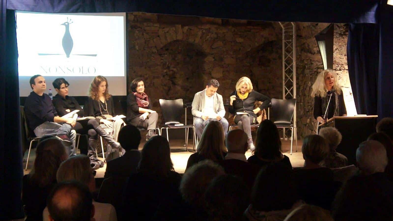Moderation: die Kulturredakteurin der Badische Zeitung, Bettina Schulte