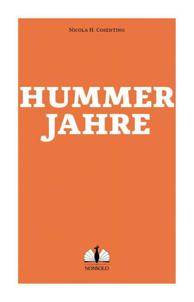 Umschlag Hummerjahren von Nicola H. Cosentino