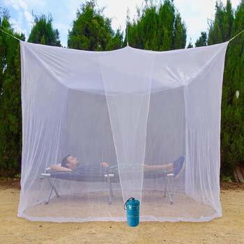 6: EVEN NATURALS Luxury Mosquito Net