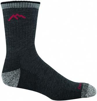5. Darn Tough Hiker Merino Wool Micro Crew Socks Cushion