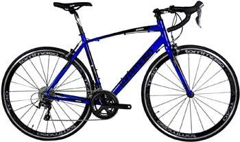 2. Tommaso Monza Endurance Aluminum Road Bike, Carbon Fork
