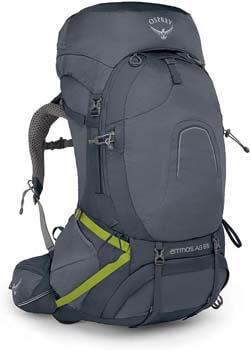 3. Osprey Atmos AG 65 Men's Backpacking Backpack