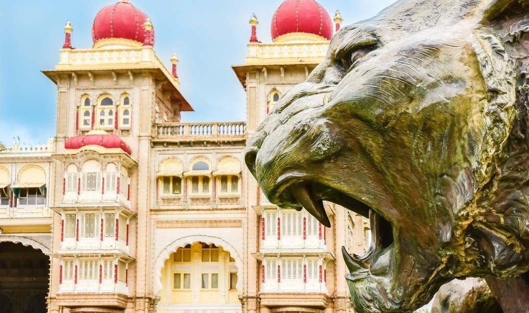 EL PALACIO DE MYSORE (INDIA): UN PALACIO DE LAS MIL Y UNA NOCHES. GUÍA DE VISITA