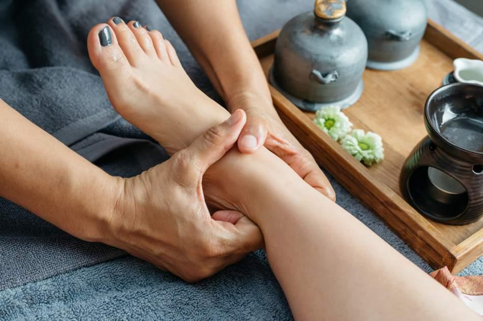 Тайський фут-масаж