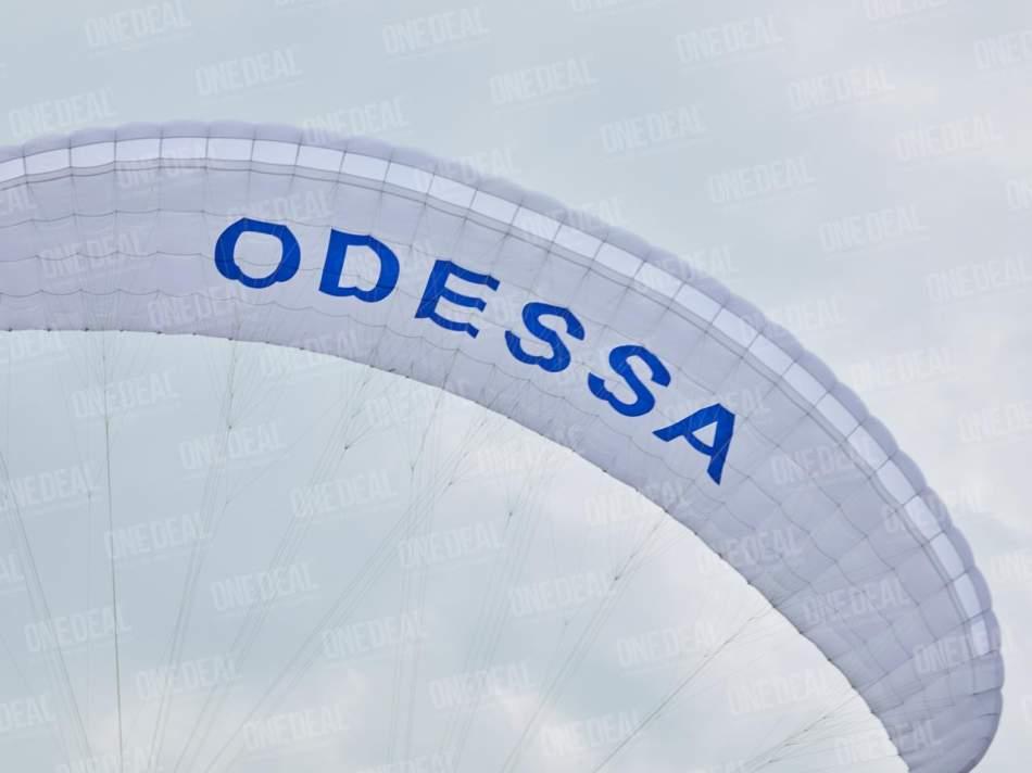 Політ на параплані в Одесі