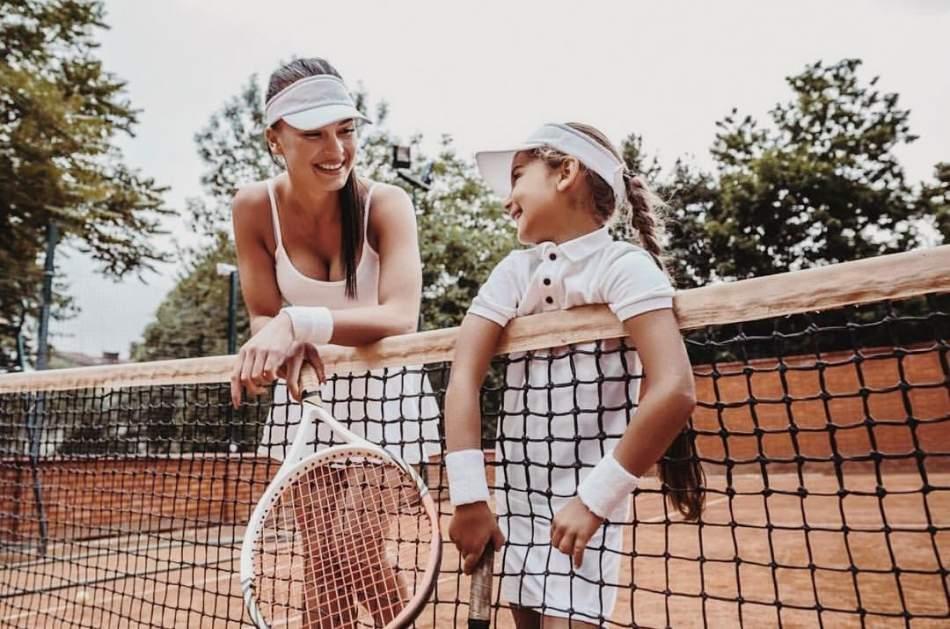 """Абонемент """"Гра у великий теніс"""""""