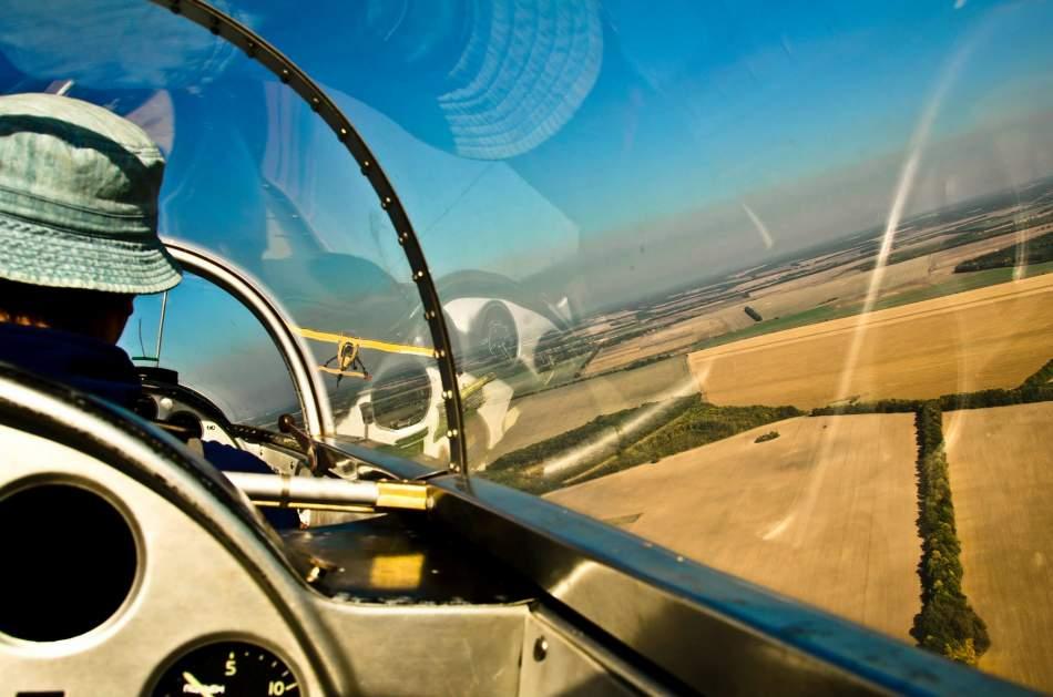 Політ на літаку для компанії у Вінниці
