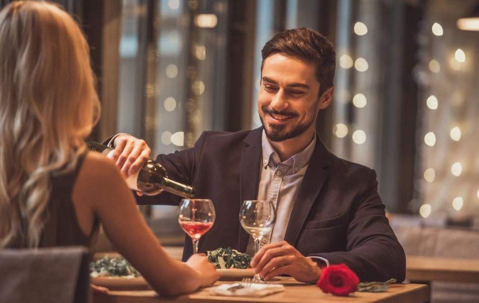 Романтична вечеря з саксофоном для двох