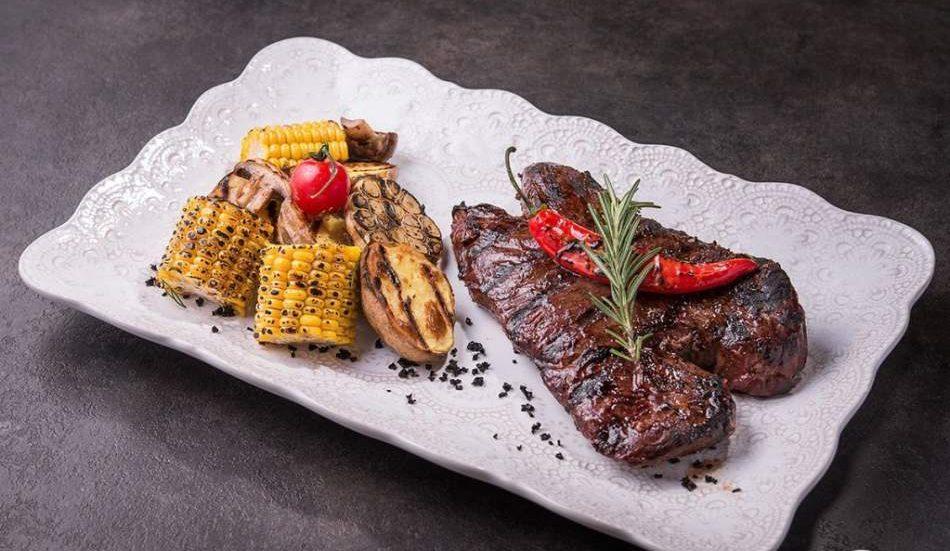 Романтична вечеря в ресторані «Wine & Meat» на двох