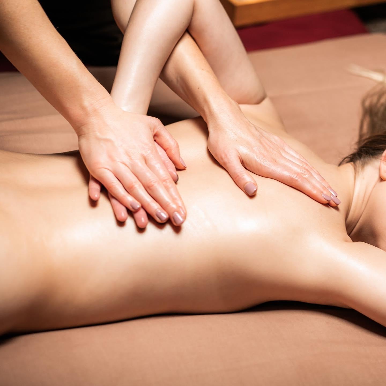 SPA-процедура «Авторский массаж»