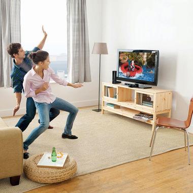 Игра в «Just Dance» для компании
