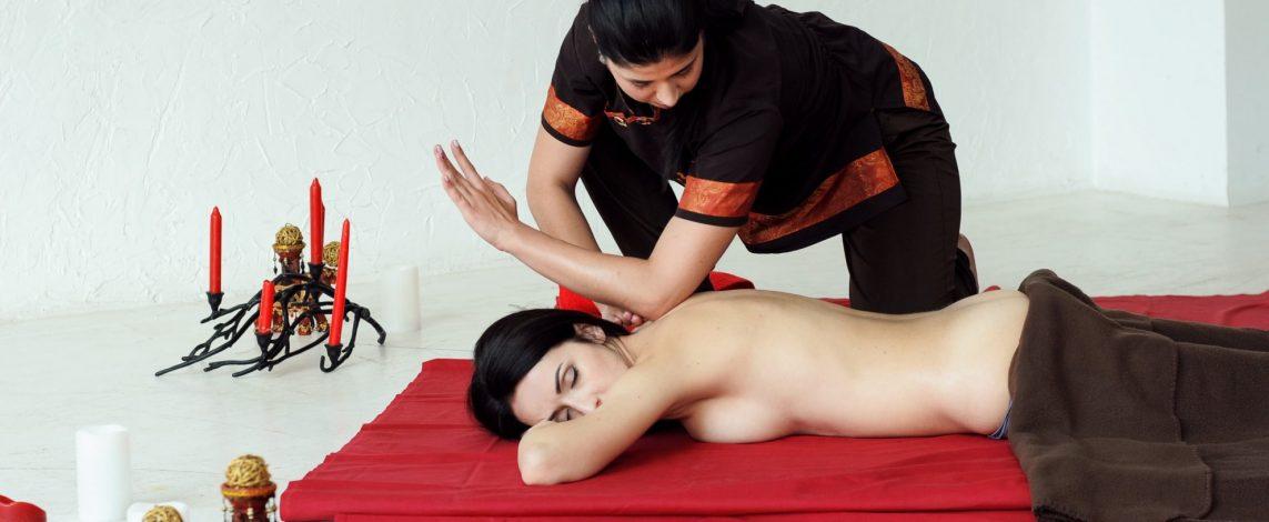 """SPA-процедура """"Тибетський масаж"""""""