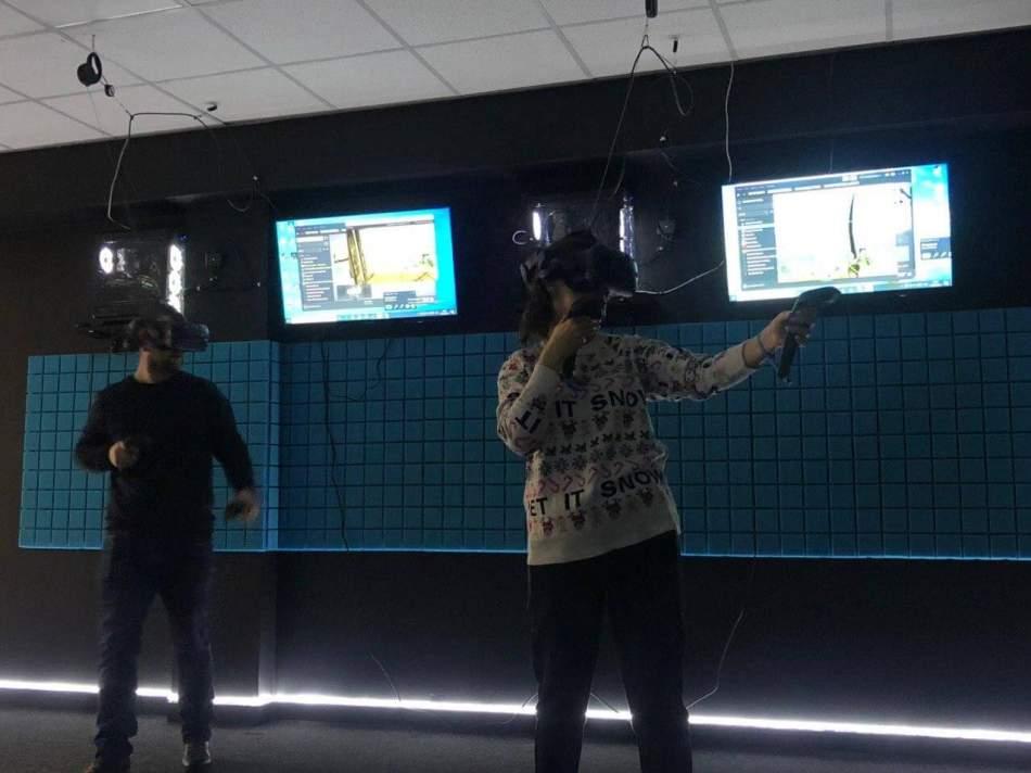 Квест у віртуальній реальності