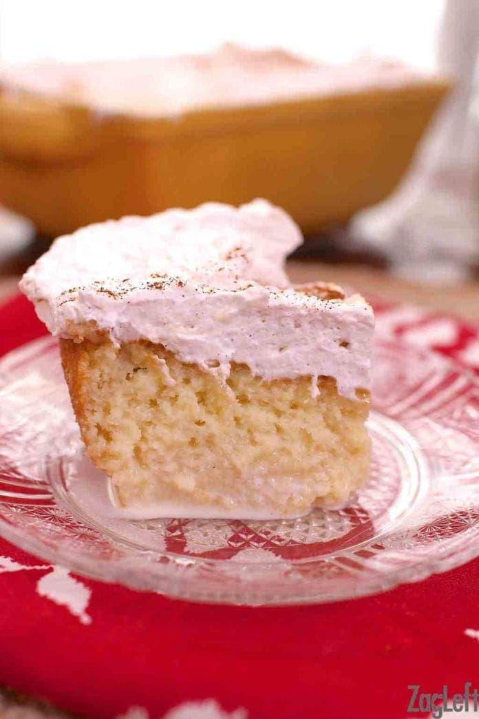 Limoncello Tres Leches Cake Recipe | One Dish Kitchen