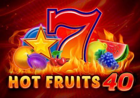 Varme frukt 40