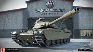 Chieftain / T95