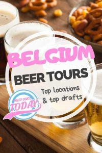 Belgium beer tours