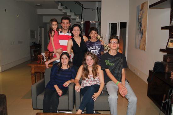 Veja como faz para ser host family família stefani fagundes receber estrangeiros hospedar intercambista