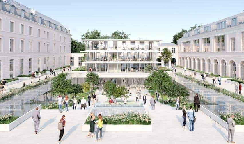 bolsas para fazer faculdade na França Science Po Paris