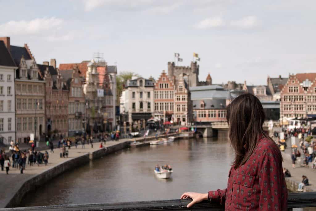 bolsas para fazer mestrado na Bélgica ghent gante Top-up Grants