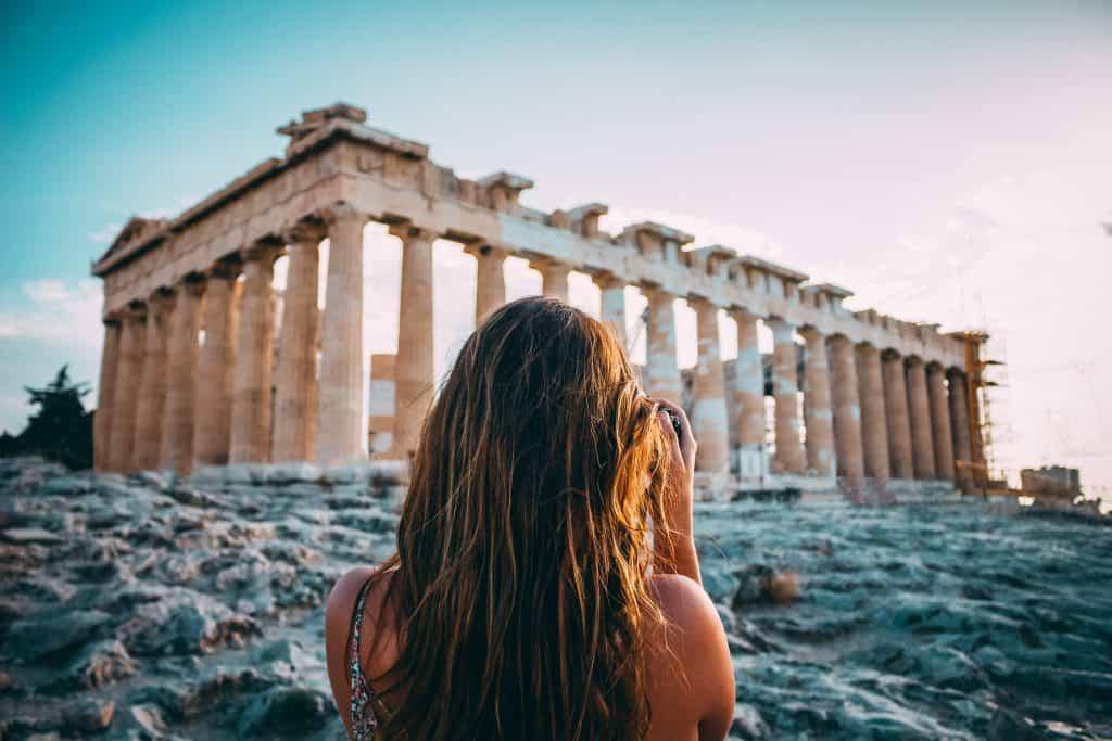 mestrado em arqueologia arquitetura paisagem atenas grécia erasmus