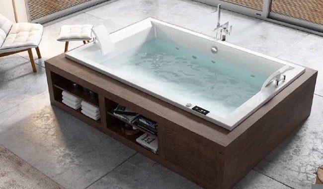 tipos de bañeras hidromasaje