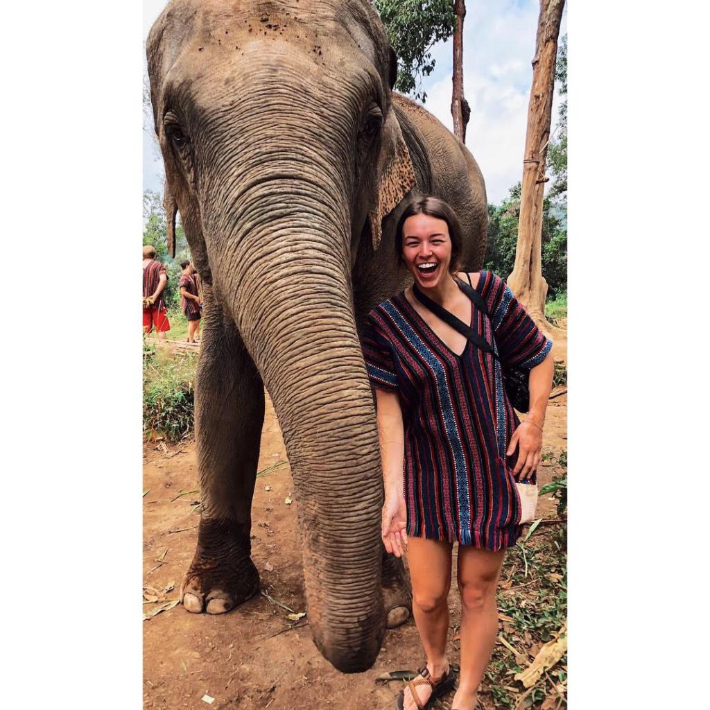 Elephany sanctuary 1024x1024 - Colorado   ➡️ Chaiyaphum   - Brittany Speigelberg Interview