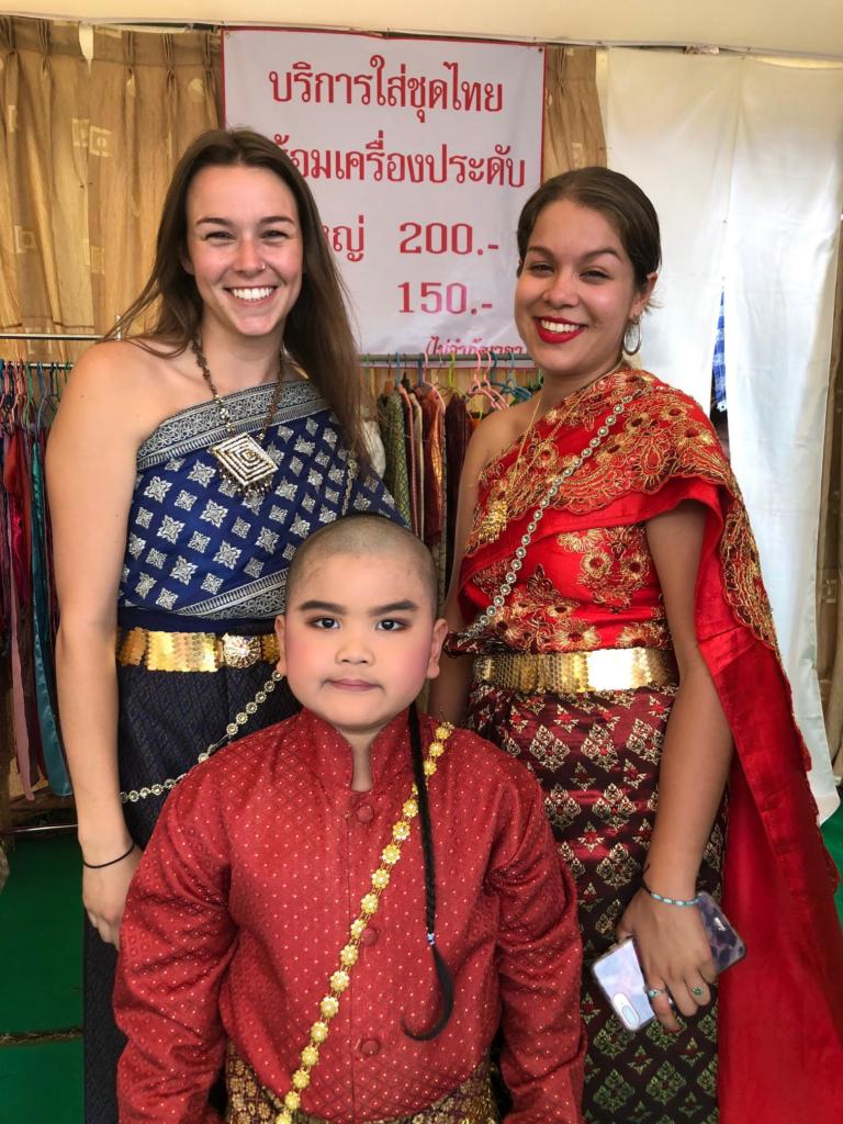 Traditional dress 768x1024 - Colorado   ➡️ Chaiyaphum   - Brittany Speigelberg Interview