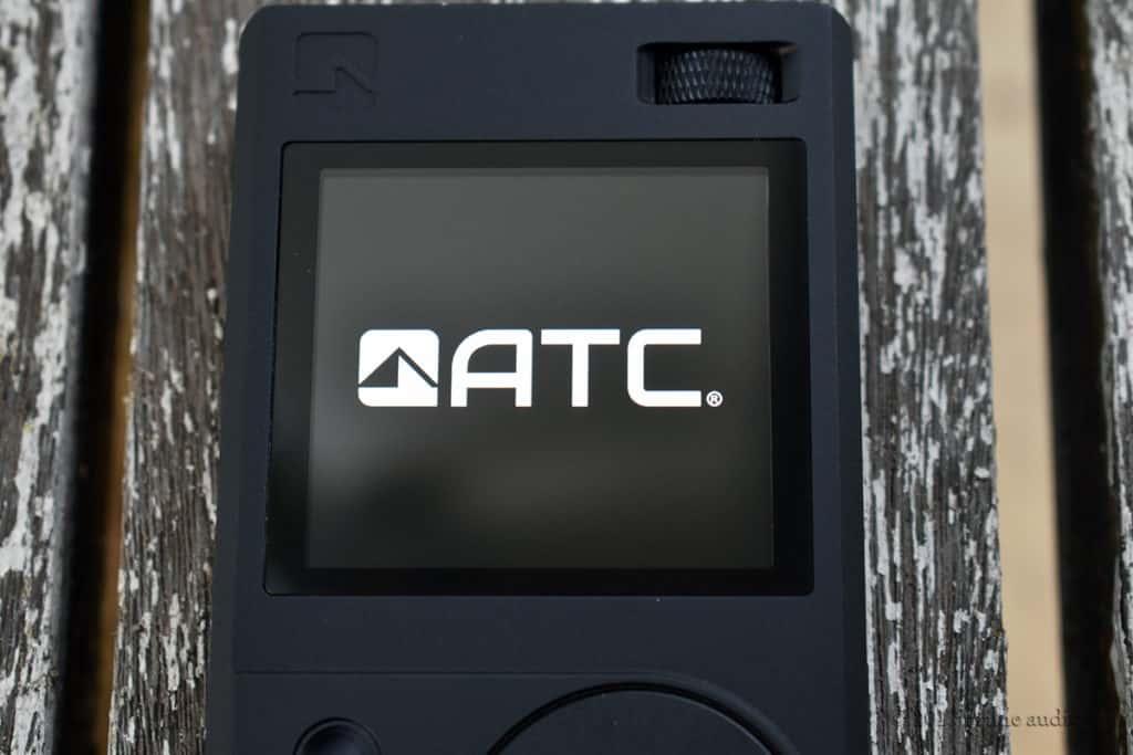 ATC HDA-DP20 boot screen