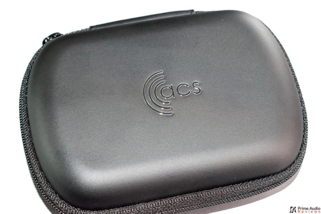 ACS Evoke zipper case