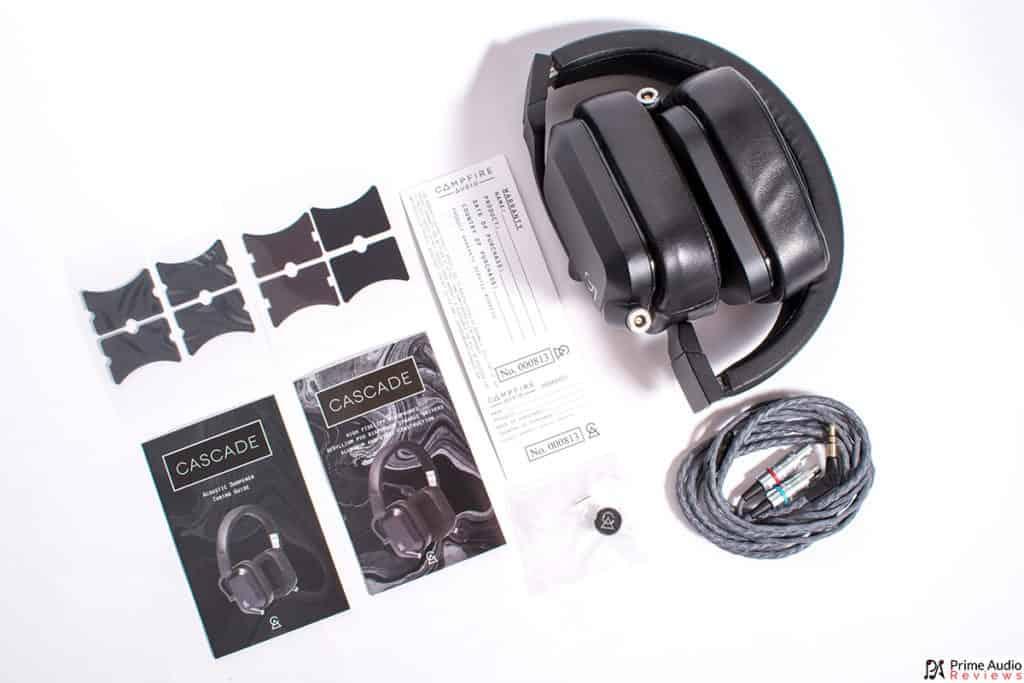 Campfire Audio Cascade accessories