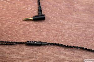 BQEYZ K2 plug and y-split