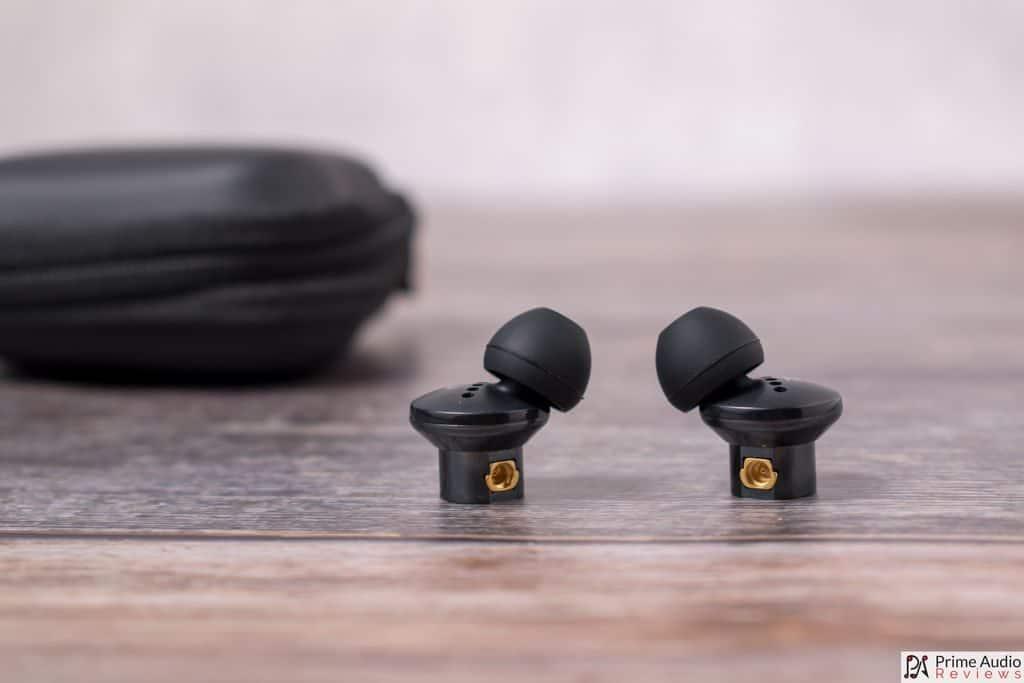 Yinyoo EP1 MMCX connectors