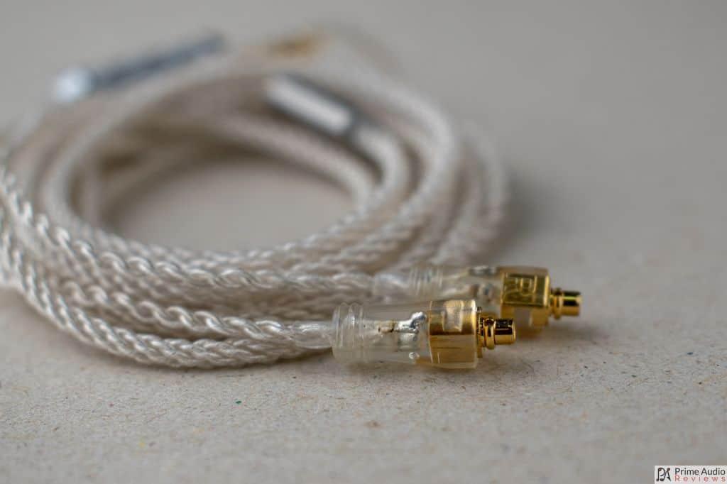 Tin Audio T2 Pro cable connectors
