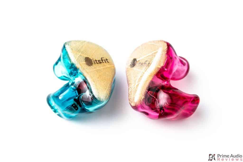 Itsfit Fusion earpieces
