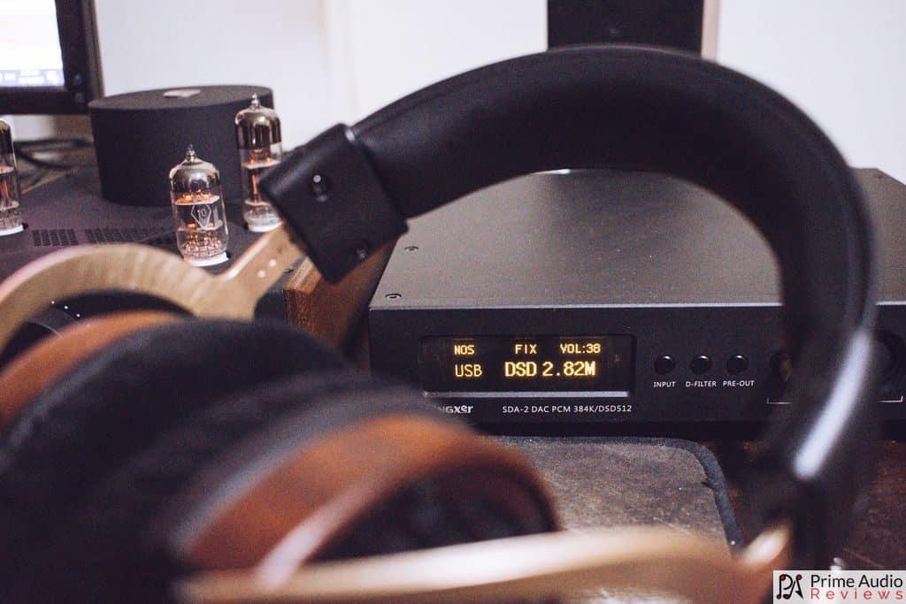 SDA-2 display with Thieaudio Phantom