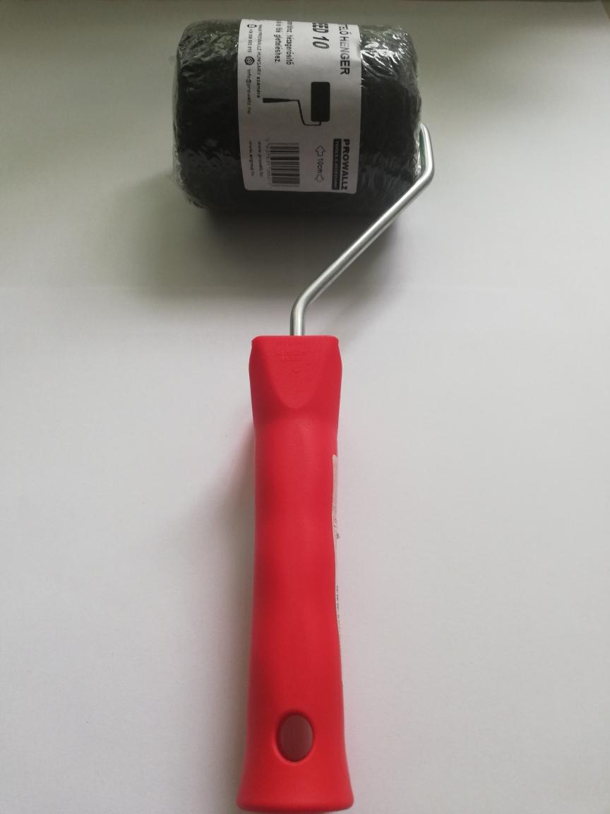 PROWALLZ glettelő henger 10 cm széles