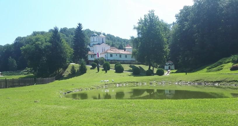 Manastir Kaona kod Sapca