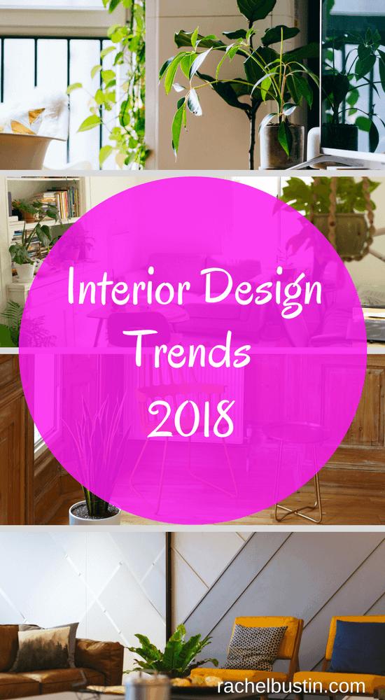 Interior Design Trends 2018