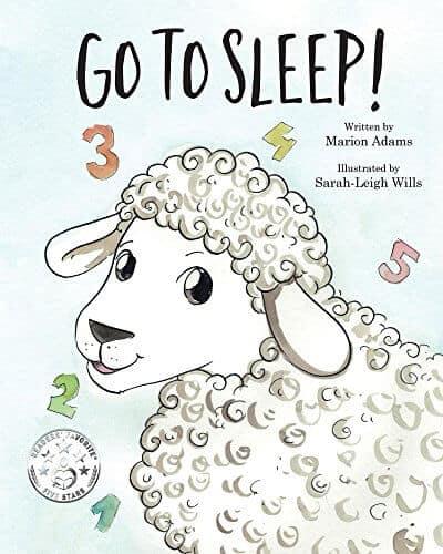 Go To Sleep! and Sarah's Shadow Blog Tour