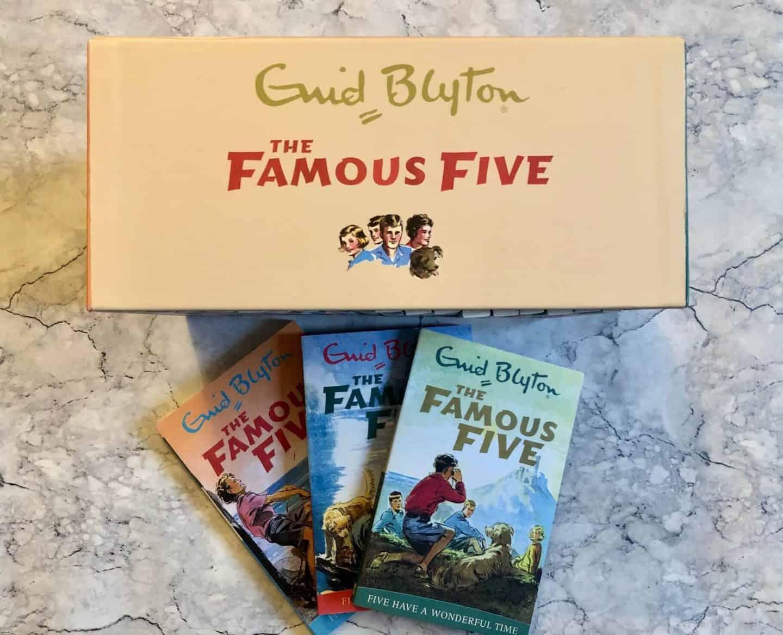 Enid Blyton Books - The Famous Five