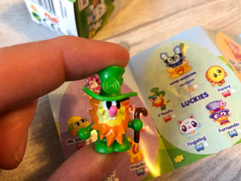 Moshi Monsters Egg Hunt Luckies
