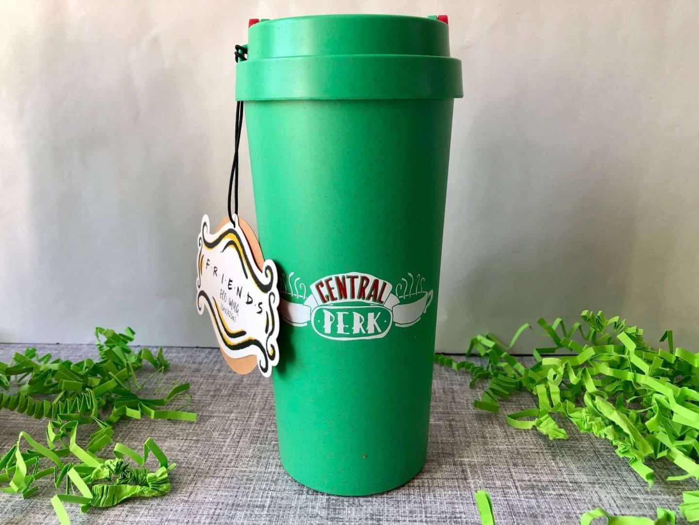 Central Perk eco travel mug