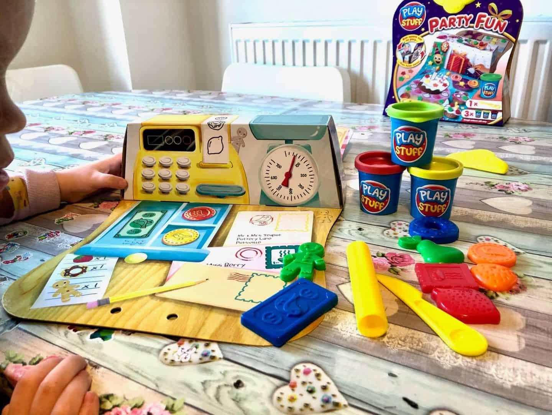 Play Stuff Dough Scrummy Shop equipment